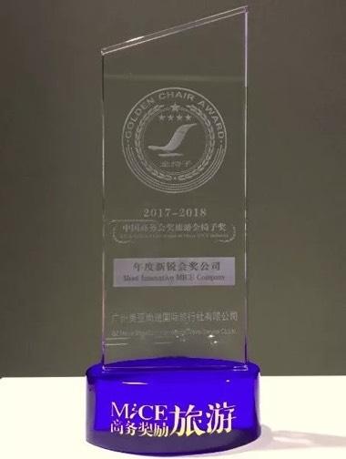 2017-2018年度新锐会奖公司